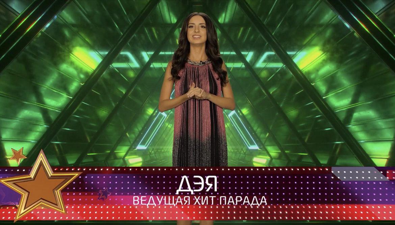 TVM TOP 10 с певицей Дэей — 33 выпуск