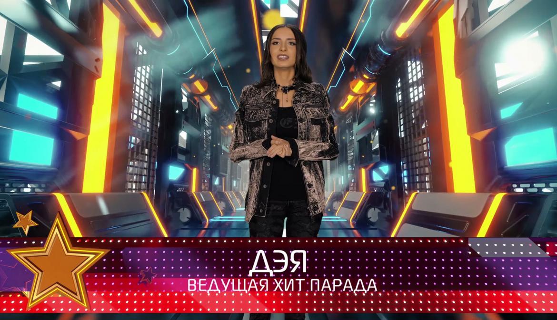 TVM TOP 10 с певицей Дэей — 35 выпуск