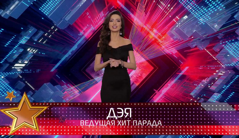 TVM TOP 10 с певицей Дэей — 40 выпуск