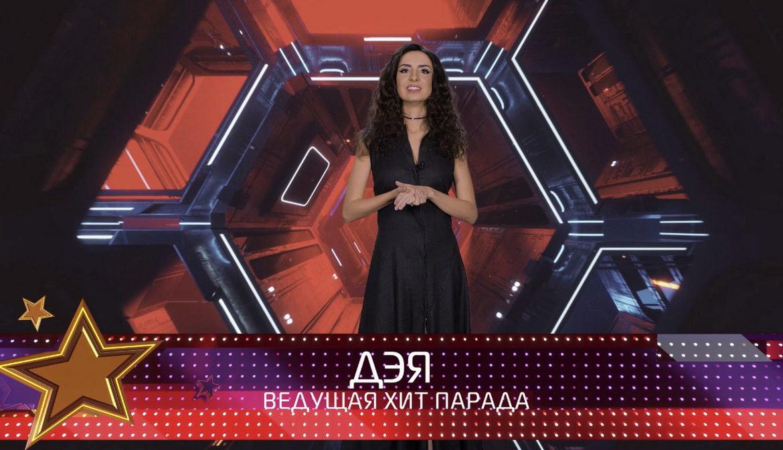 TVM TOP 10 с певицей Дэей — 50 выпуск