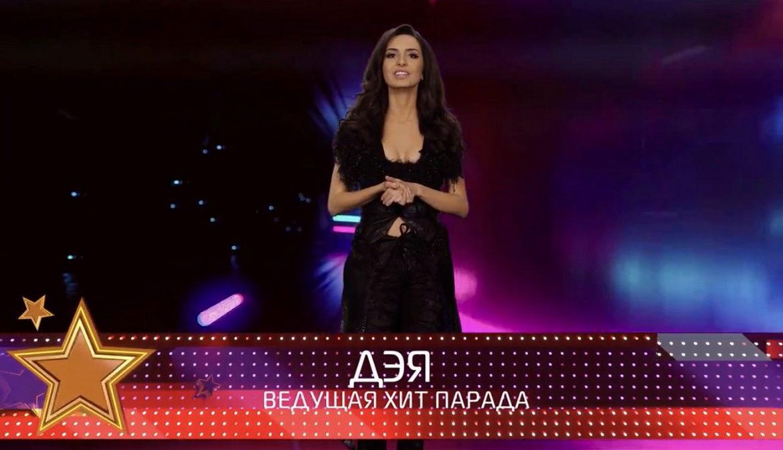 TVM TOP 10 с певицей Дэей — 55 выпуск